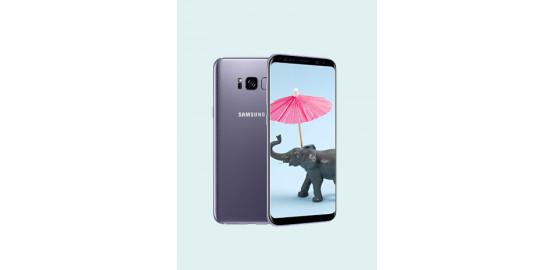 Galaxy S8 orchidée 64Go reconditionné
