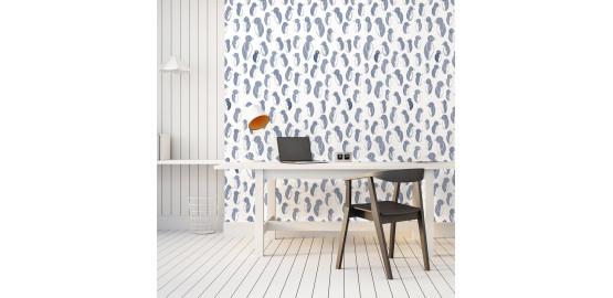 Papier peint Pingouin 144x900 cm