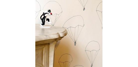 Papier peint Montgolfière 144x900 cm