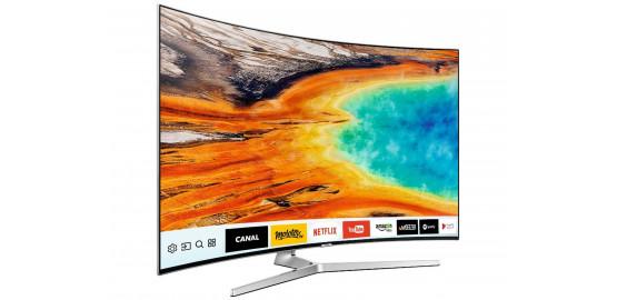 "TV LED Incurvée Samsung UE65MU9005 65"" UHD-4K"