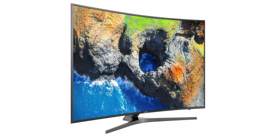 "TV LED Incurvée Samsung UE55MU6645 55"" UHD-4K"