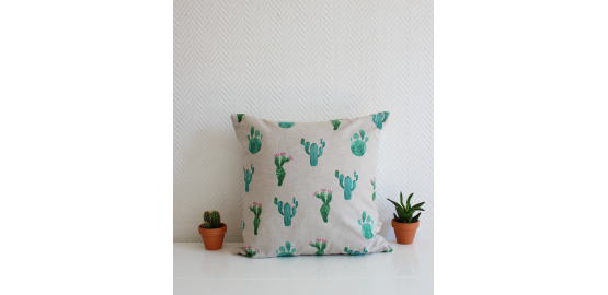 Coussin le Cactus