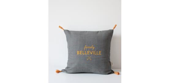 Coussin Belleville