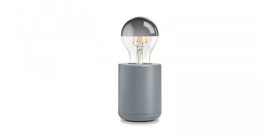 Lampe couleur gris – Collection Base – Edgar