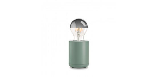 Lampe couleur vert d'eau – Collection Base – Edgar