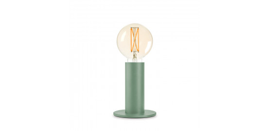 Lampe vert d'eau – Collection Sol – Edgar