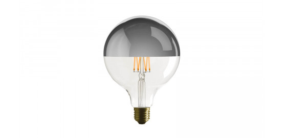 Ampoule LED G125 Mirror Top Spherical – Edgar