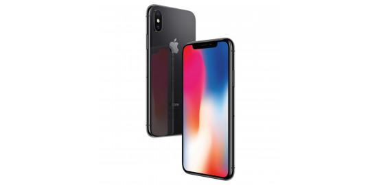 Iphone X 64Go gris sidéral