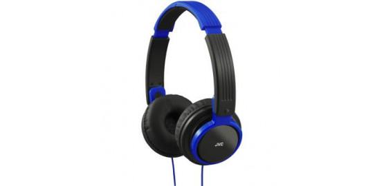 Casque Audio JVC bleu