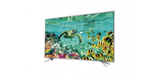 TV LED 60P UHD 4K Argent LG 60UH650V