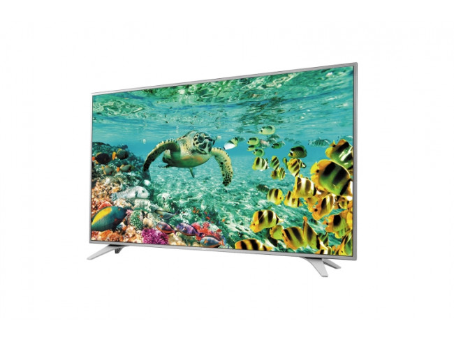 TV LED 60P UHD 4K Argent LG 60UH650V