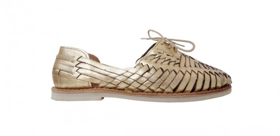 Chaussures Loreto Or Mapache