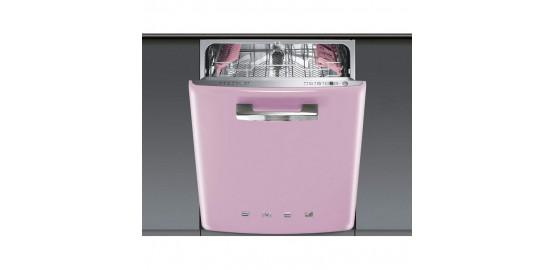 SMEG lave vaisselle integrable rose 13 couverts st2fabro2