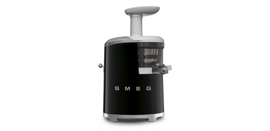 SMEG extracteur de jus 500ml noir sjf01bleu