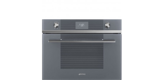 SMEG four combi micro ondes grill sf4101ms