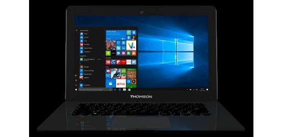 THOMSON Pc portable 14'' NEO NEO14C-4BK64EXT 64 Go sous Windows 10