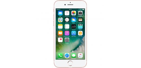 iPhone 7 Or rose 128 Go
