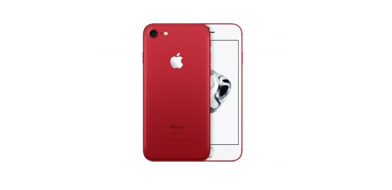 iPhone 7 rouge 128 Go