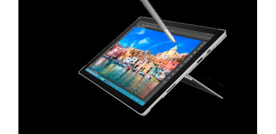 Microsoft Surface Pro 4 8Go, SSD 256Go reconditionné grade A+